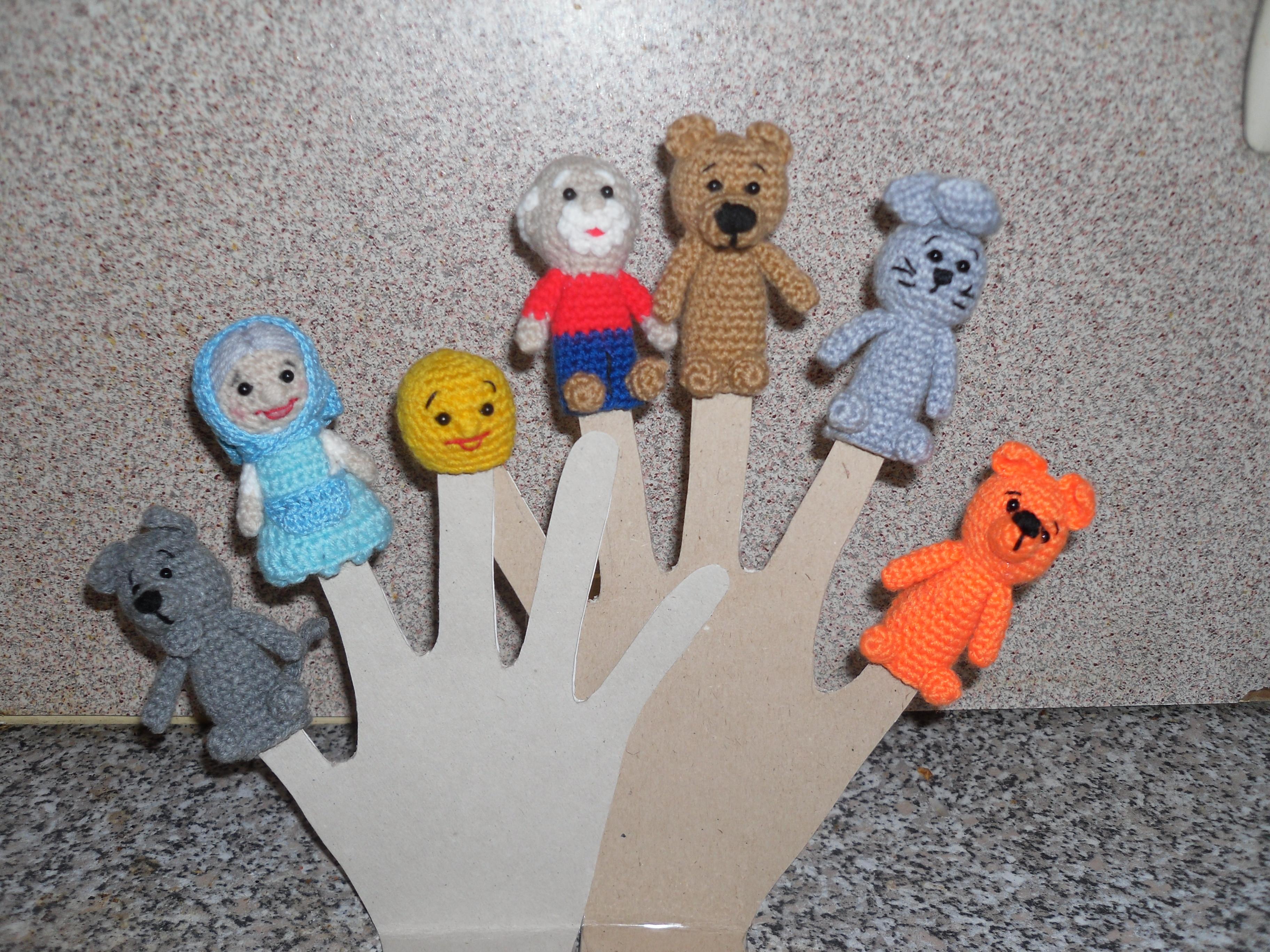 Кукольный театр поделка 51